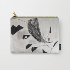 Simplicity Calder Whale Carry-All Pouch