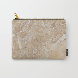 Marble Texture Surface 09 Carry-All Pouch
