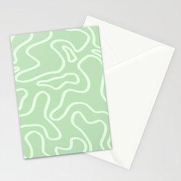 Minty Stationery Cards