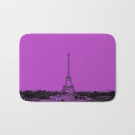 Paris Eiffel Tower Series V by Billy Bernie Bath Mat