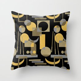 The Sound Of Barcelona Throw Pillow