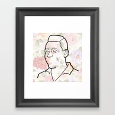 P-ele Framed Art Print