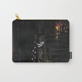 THE DEAD OF WAR Carry-All Pouch