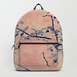 winter whispers Backpack
