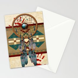 Catching Spirit Native American Stationery Cards