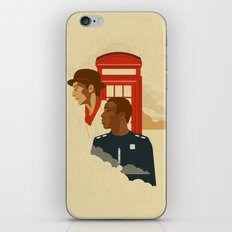 Spacetime iPhone & iPod Skin
