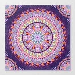 Galactic Alignment Canvas Print