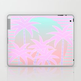 Hello Miami Sunrise Laptop & iPad Skin