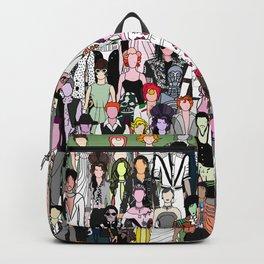 Tokyo Punks - Retro Green Backpack