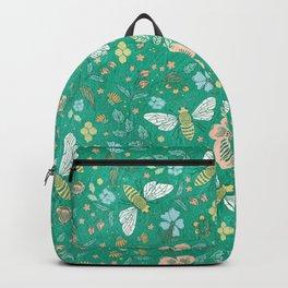 Bee Garden Backpack