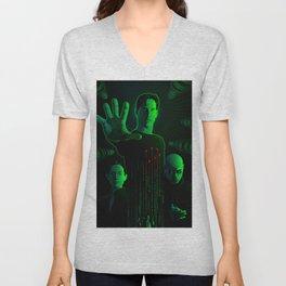 The Matrix Unisex V-Neck