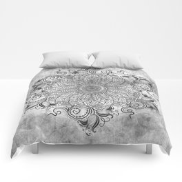 Ashes Comforters