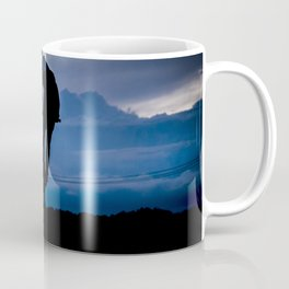 Night rider. Coffee Mug