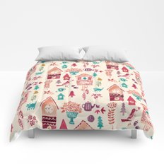 And I Was Daydreaming One Day... Comforters