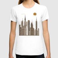 atlanta T-shirts featuring Atlanta city vintage by bri.buckley