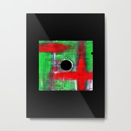 Floppy 9 Metal Print