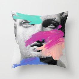 Composition 701 Throw Pillow