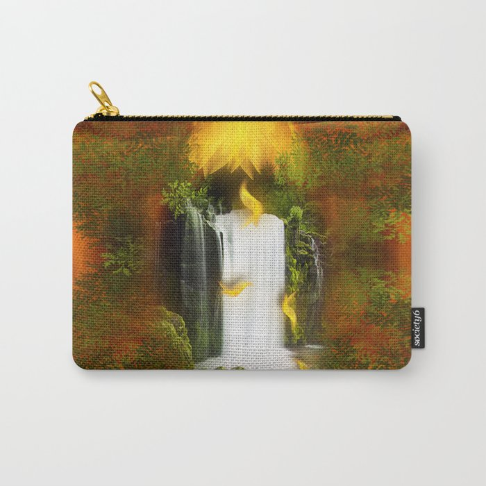The flower of joy Carry-All Pouch