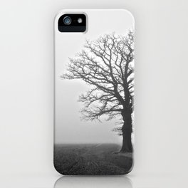 A Single Tree - The Peace Collection iPhone Case