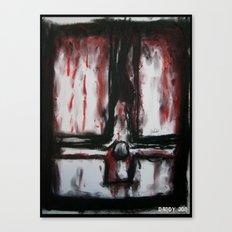 Born Dead Canvas Print