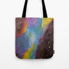 Past Existence Tote Bag