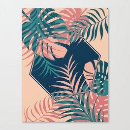 Tropical Dreams #society6 #decor #buyart Canvas Print