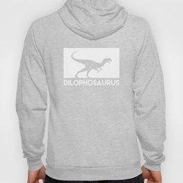 Dilophosaurus Dinosaur Hoody