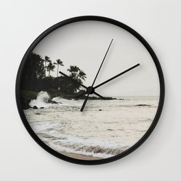 time to fish Wall Clock