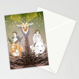 Mononoke Hime Stationery Cards