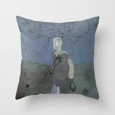 things to come Throw Pillow