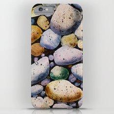 beach stones Slim Case iPhone 6s Plus