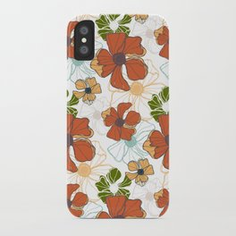 Poppy Bash 2 iPhone Case