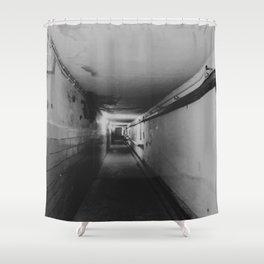 Stasi Imprisonment   Shower Curtain