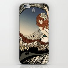 How Big, How Blue, How Beautiful iPhone & iPod Skin