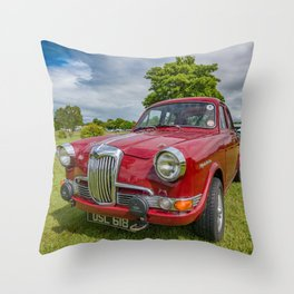 Classic Riley 1.5 Throw Pillow