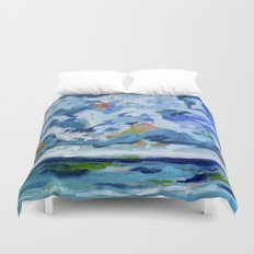 Southerly Duvet Cover