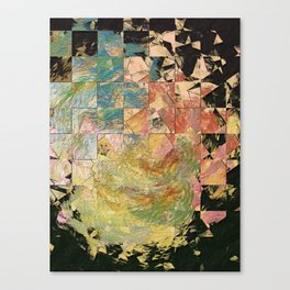 Jong Guo Canvas Print