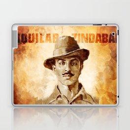 Shaheed-E-Azam Bhagat Singh Laptop & iPad Skin
