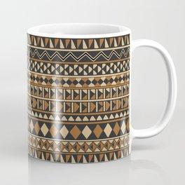 African Bogolan Mud Cloth 5 Coffee Mug