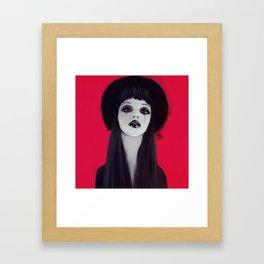 Asja Framed Art Print