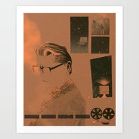 TINKER TAILOR SOLDIER SPY 2 Art Print