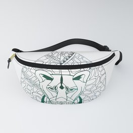 The Tribal Lioness Fanny Pack