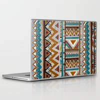 cactus Laptop & iPad Skins featuring ▲CACTUS▲ by Kris Tate