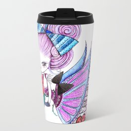 The keys of love Travel Mug