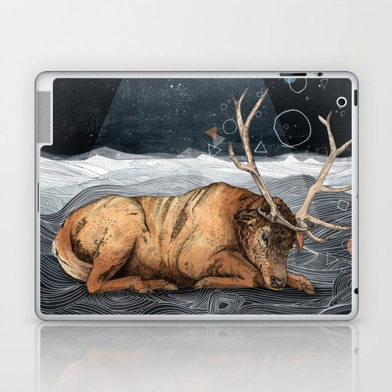 The Unsleeping Dream Laptop & iPad Skin
