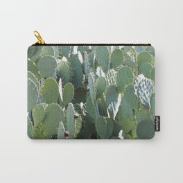 Prickly Jungle Carry-All Pouch