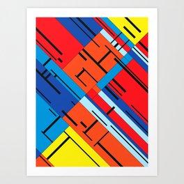 Pokalde_7 Art Print