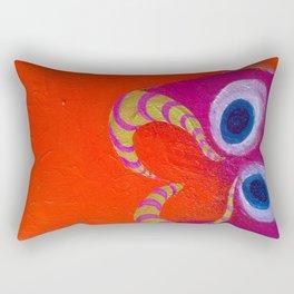 Owly Owl Rectangular Pillow