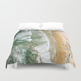 See you in Rio Duvet Cover