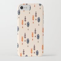 feather iPhone & iPod Cases featuring Feather by Irinv